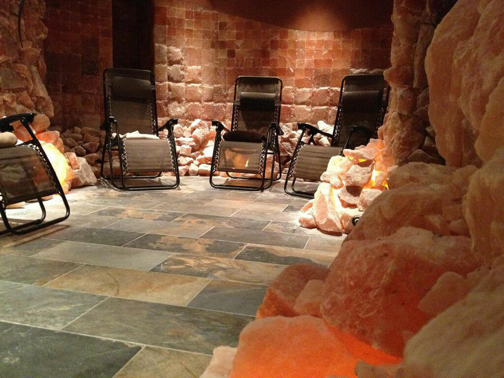 Salt Therapy Room Release Well Being Center