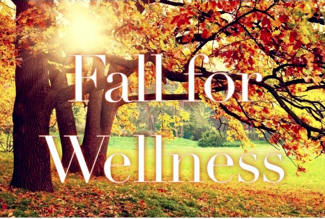 Fall For Wellness Release Well Being Center