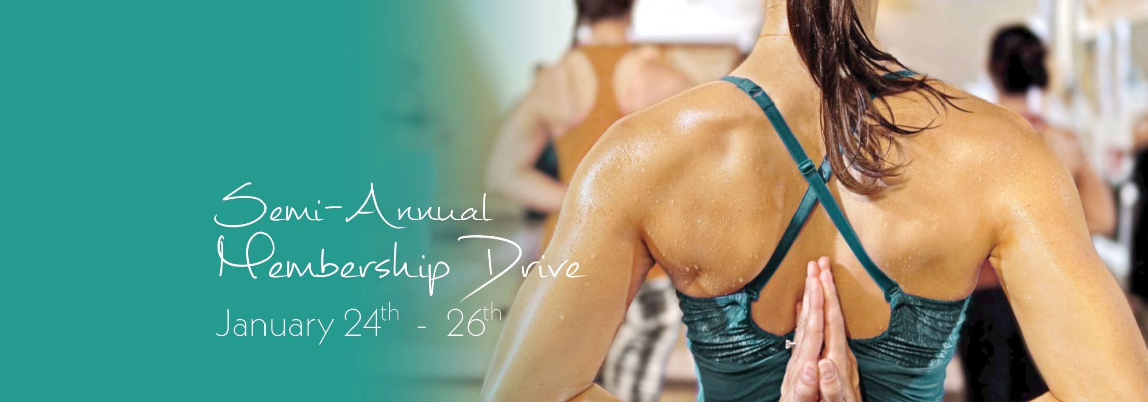 Save during our Semi-Annual Membership Drive